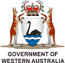 Government of Western Australia, health department logo