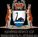 Government of Western Australia, health department logo
